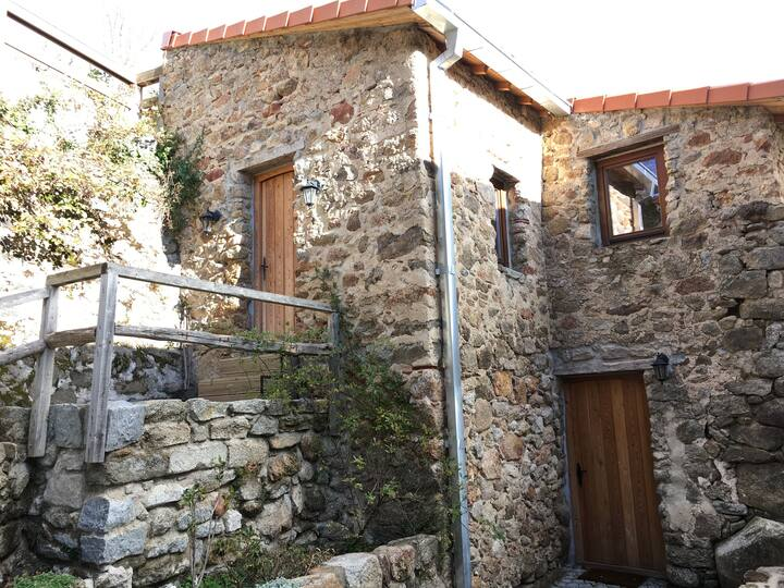 Friend's house at Mas Vilalte