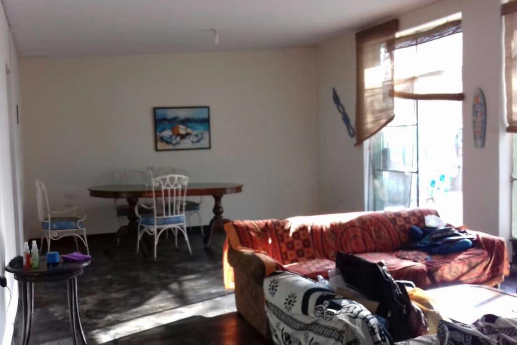 Main living/dining room