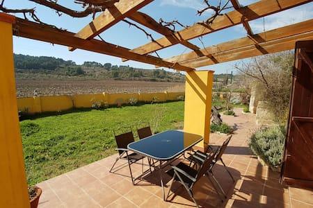 Semana Santa entre viñedos en Solivella - Solivella - Dom