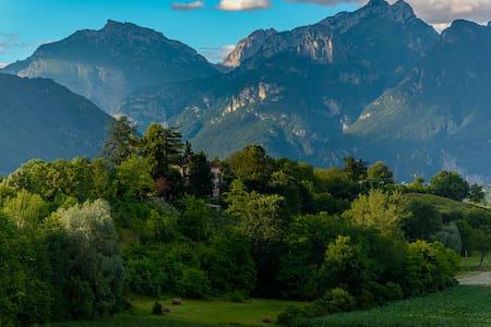 Agriturismo Casa de Bertoldi - Belluno - Daire