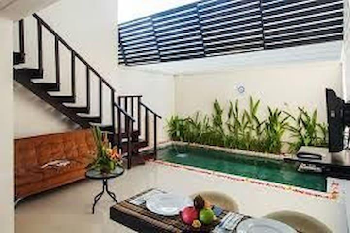 Home stay villa private plunge pool in jimbaran