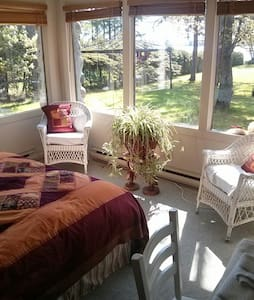 Room with gorgeous lake view! - Shawinigan