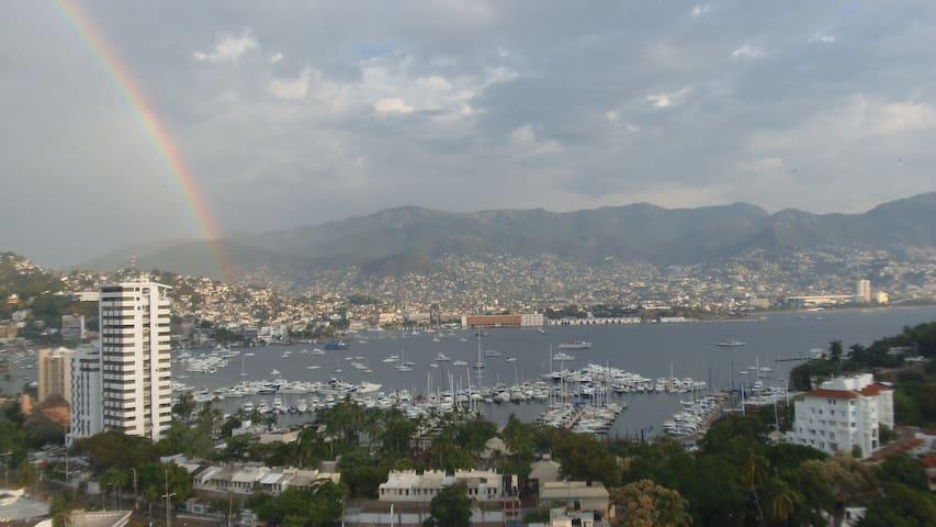 Apartamento de playa en Acapulco!!!