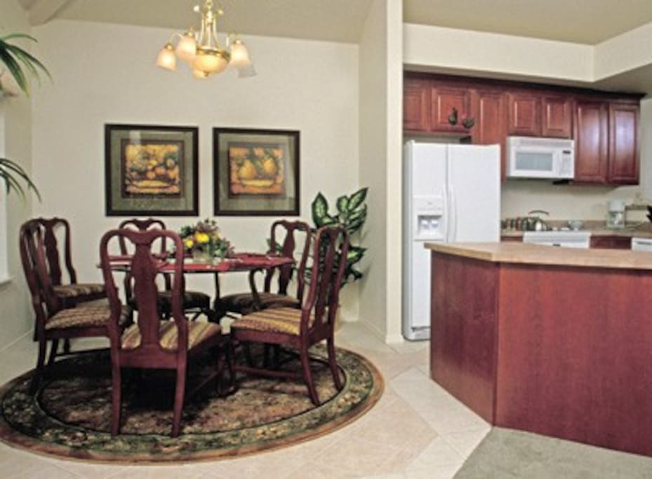 The interior photos are not unit specific, but are indicative of value and decor of all the units.
