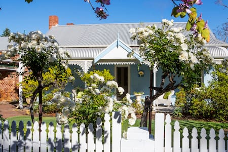 Artist's sanctuary with tranquil gardens in Perth - Victoria Park - Casa