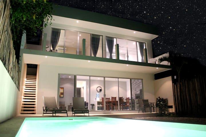 Design Villa Tulum w/WIFI,Pool,Van - Tulum