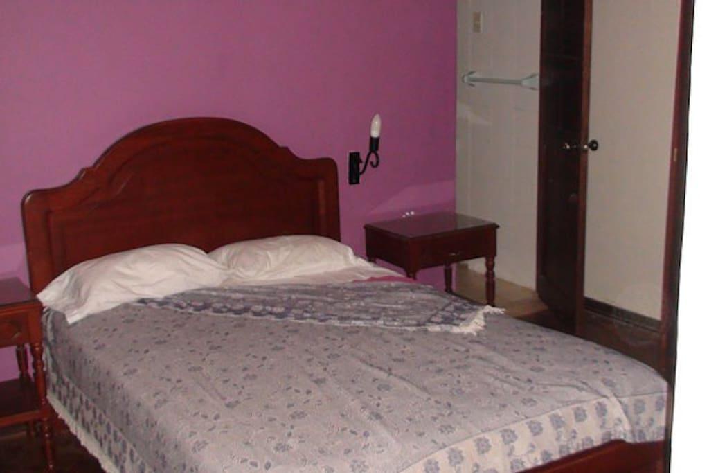 Habitación Individual S/. 150