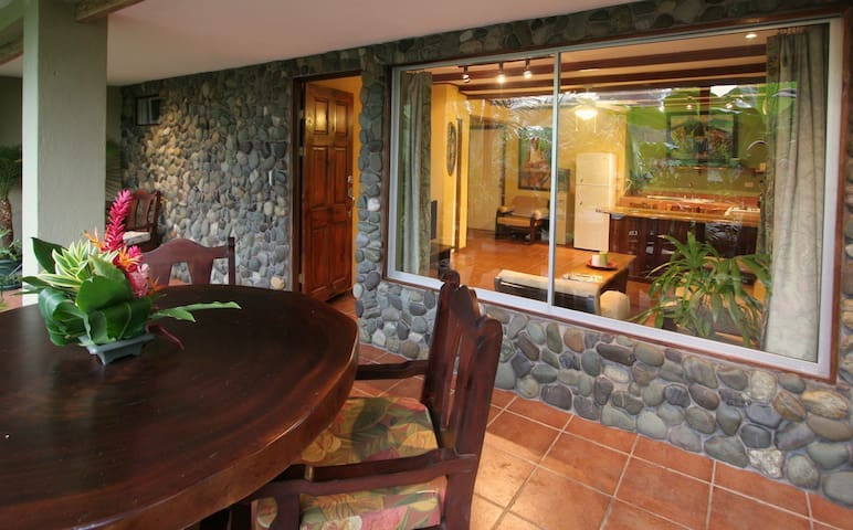 The Secret Garden Hidden Oasis - Manuel Antonio - Apartamento