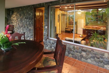 The Secret Garden Hidden Oasis - Manuel Antonio - Apartment