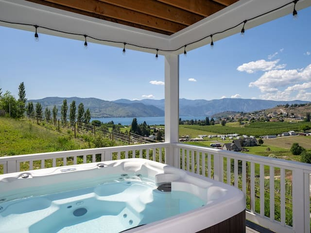 Walking on Sunshine at Lake Chelan Lookout Vacation Rentals