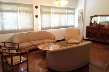 Private room with private bathroom - Cuiabá - Daire