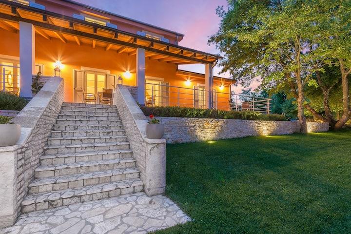 Villa Tre Colonne, Croatia Luxury Rent