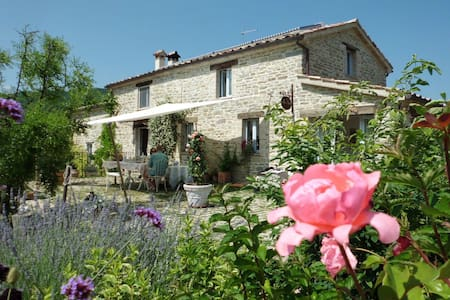 "B & B ""La Pace""- First Room - Belforte all'isauro - Bed & Breakfast"