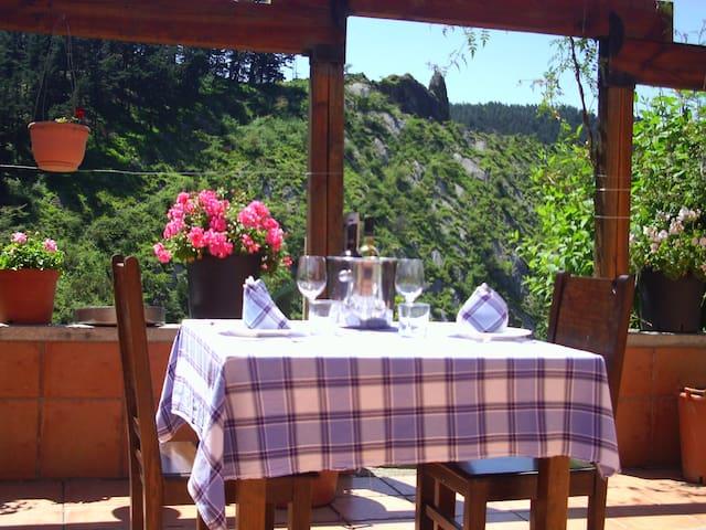 Paz en la montaña  del gran Bilbao. suit 7 - Alonsotegi - Гостевой дом