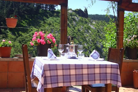 Paz en la montaña  del gran Bilbao. suit 7 - Alonsotegi