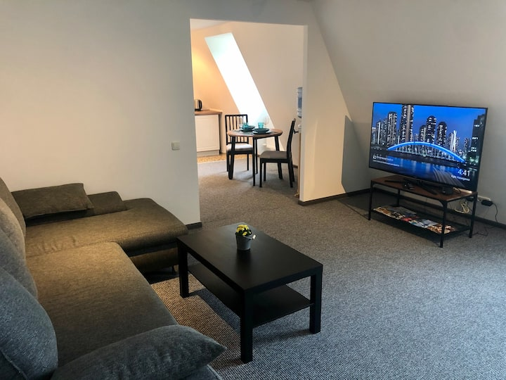 Ramer Tower apartment in Old Town