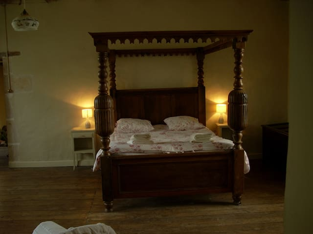 Country house bed and breakfast - Caunay - Bed & Breakfast