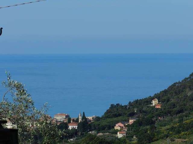 Lovely Flat in Typical Home - Levanto frazione Montale (SP)