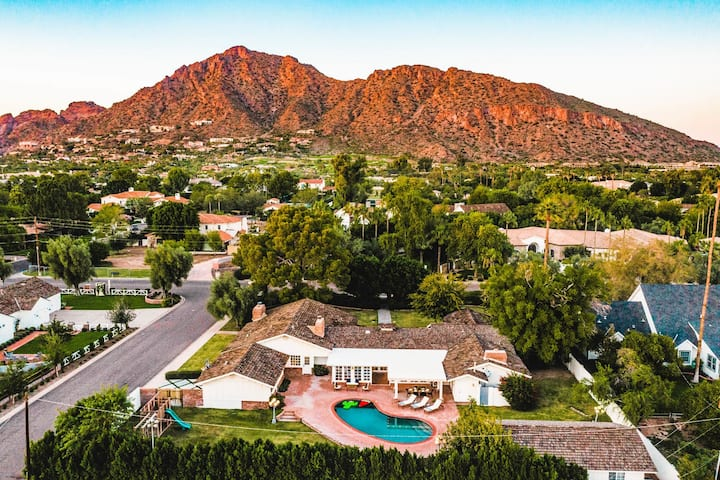 Agave by AvantStay | Expansive Resort Style Estate w/ Pool & Mtn Views!