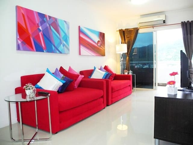 New apartment in Patong Tower