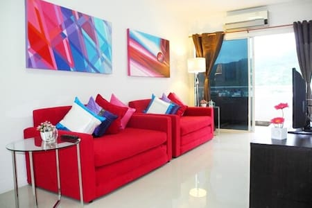 New apartment in Patong Tower - Patong