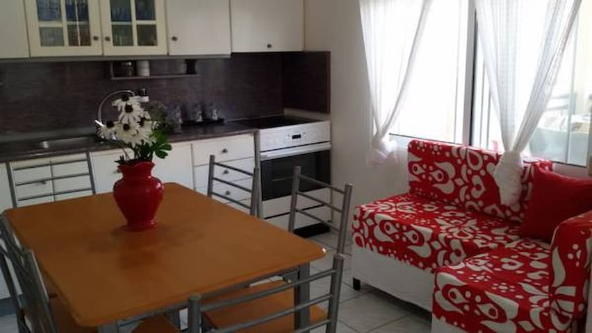 Melanthi Apartment - Keramoti - Appartement