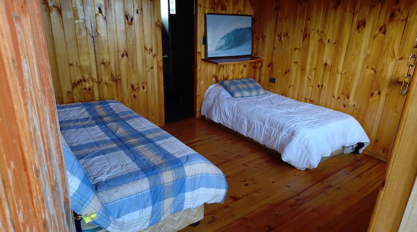 Epic Room for 1 or 2 near Punta de Lobos - Pichilemu - Pis