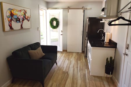 Studio loft 210 square feet