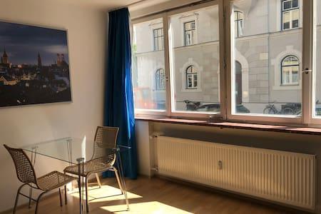 Stylisches Appartement in Schwabing