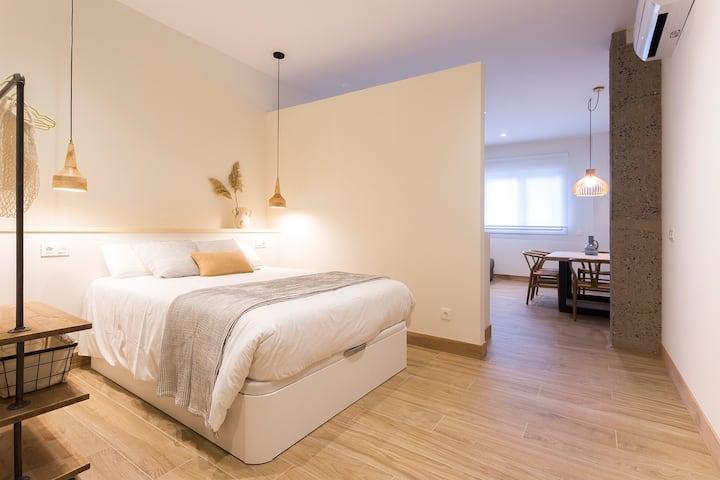 NEWGetaria Apartamentuak-Balentziaga BAT - PARKING