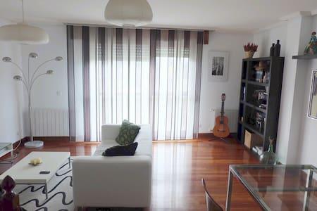 Dúplex en un entorno rural tranquilo y acogedor - Apartament