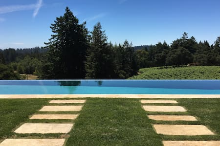 Nevina's Vineyard Guest House - Occidental - Guesthouse