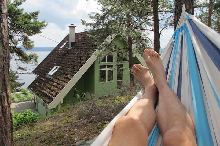 SUMMER PARADISE - Nesoddtangen - Rumah