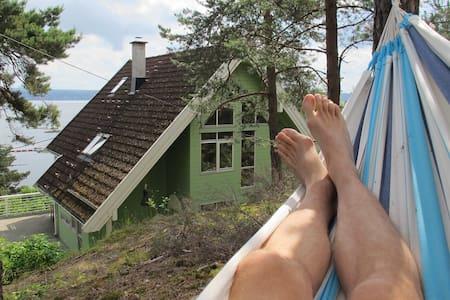 SUMMER PARADISE - Nesoddtangen - Talo