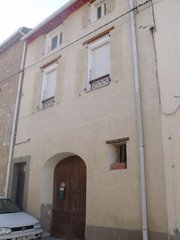 MAISON DE VILLAGE LOCATION VACANCES - Fitou