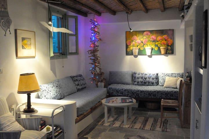 Serifos-Summer House - Sérifos - Huis