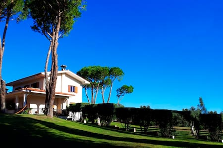 Rent rooms / Zimmer / Guest House  - Villa in Roma - Residenza Aurelia