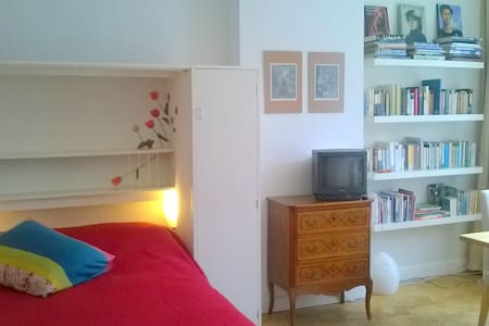 cozy room in sparkling The Hague - The Hague - Bed & Breakfast