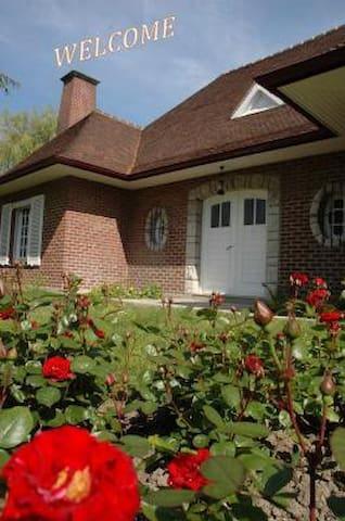 Maison de vacances Baie d'Authie  - Groffliers - Dům