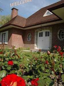 Maison de vacances Baie d'Authie  - Groffliers - Hus