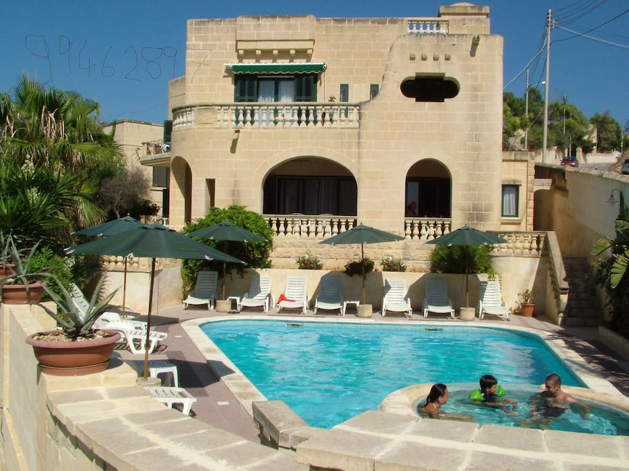 Villa Xemxija Xlendi