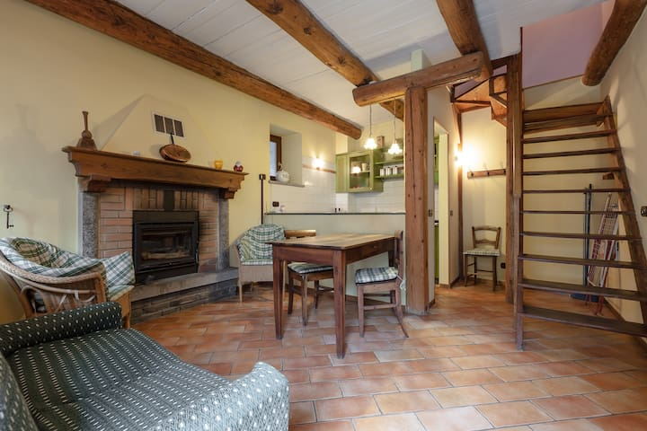 Casa Tomà: relax and tranquility - Masera - 一軒家