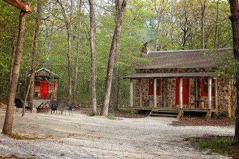 The Stone Cabin