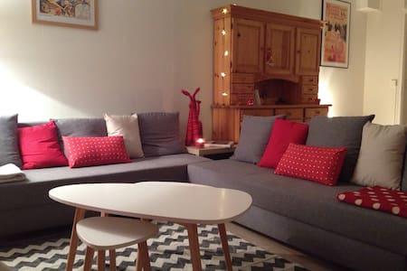 Bel appartement T2 refait à neuf proche village - Cauterets - Apartament