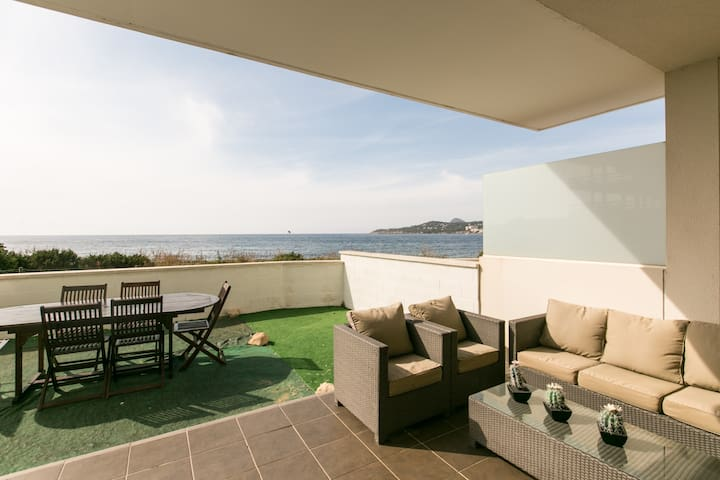 LUXURIOUS APARTMENT ON THE SEA AND  - Sant Josep de sa Talaia - Apartament