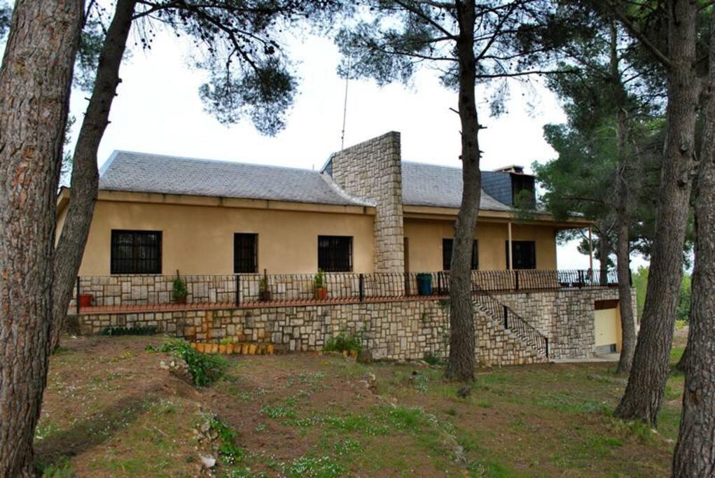 La Casa de la Serrana