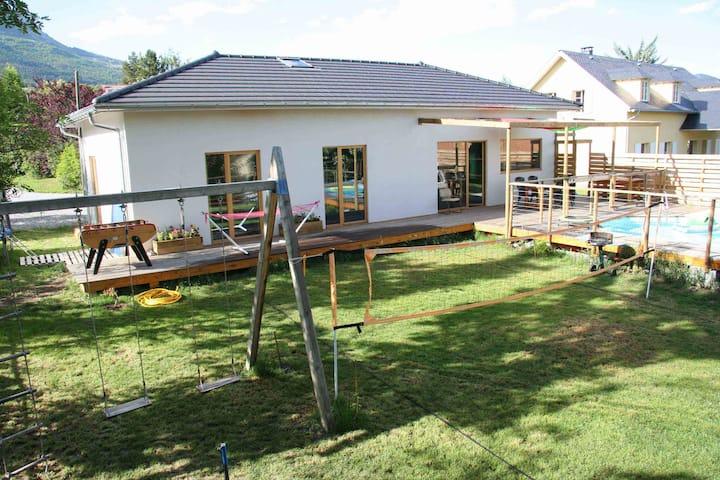Villa à Gap avec piscine