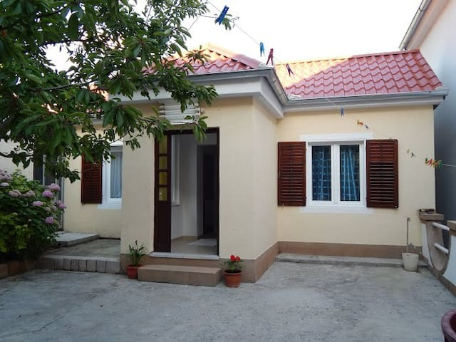 Apartment, ground floor