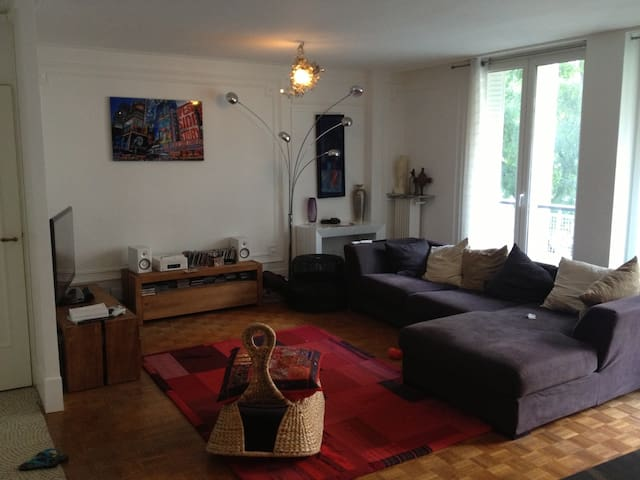 Ideal flat for a family in Paris - Paris - Apartemen