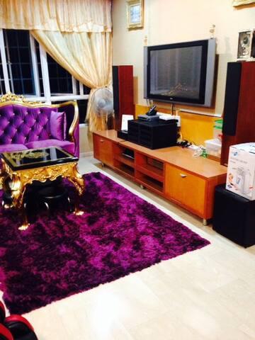 Penthouse- Single bedded rooms - Singapura - Apartamento